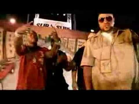 """DJ Khaled ft. T-Pain, Trick Daddy, Rick Ross & Plies - I'm so hood : """"Ev'ry wanna moth'fucka know why I dress so fly, sit so high, I do it for the hood, bitch ass n****s, I do it 'cuz I could. / You get three or four birds, where I'm from we call you rich, I'd like to thank the hood, homie is all behind me."""""""