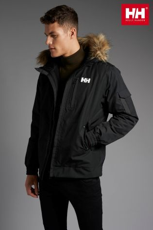 Gents - coat season is BACK in full force with this from Helly Hansen.
