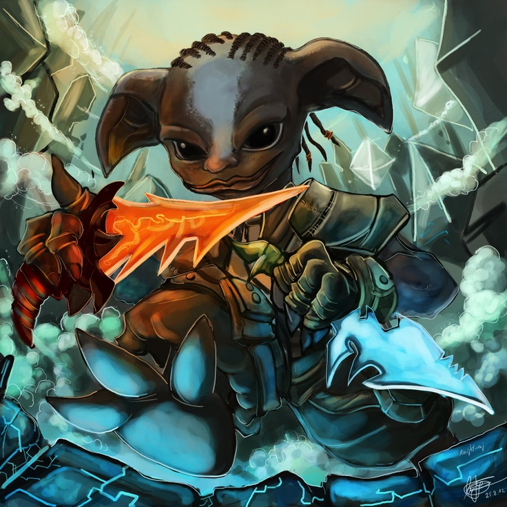 42 Best Images About Guild Wars 2 Asura On Pinterest