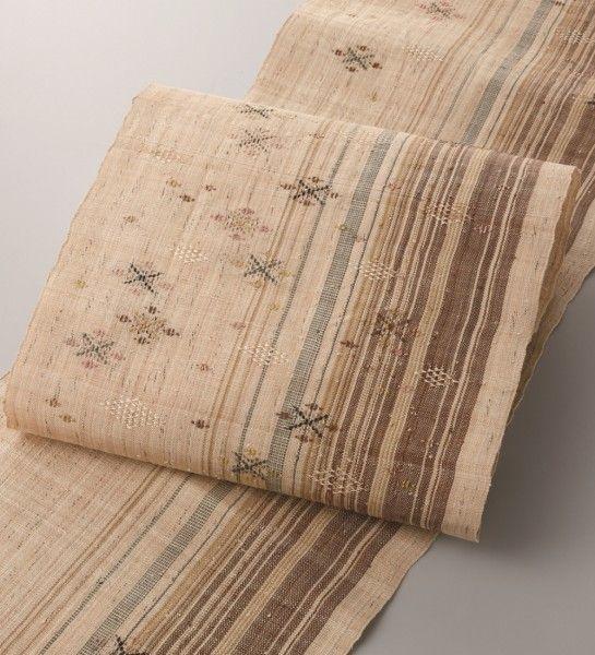 喜如嘉の芭蕉布   伝統的工芸品   伝統工芸 青山スクエア