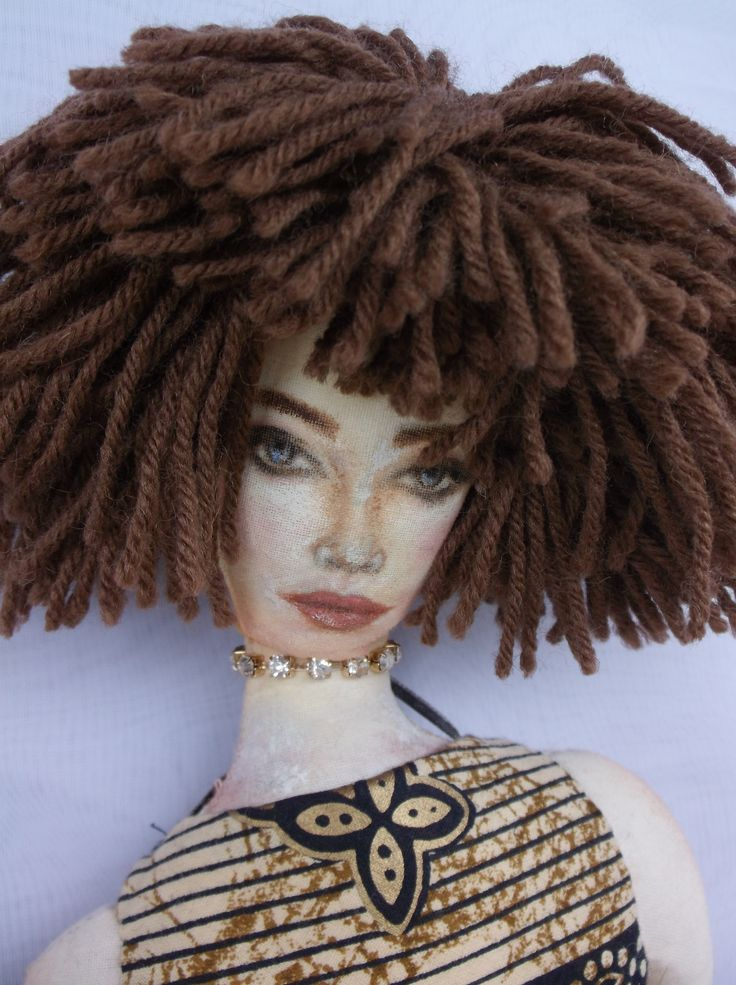 265 Best Images About Art Dolls 2 On Pinterest Soft Sculpture Primitive Doll And Folk Art