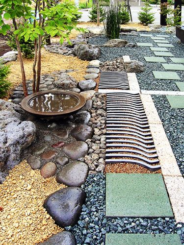 Hiroki Takada Smilegarden An I Love Anese Gardens It S So Amazing How Small Container Of Water And Diffe Stones Rocks Can Make A Tiny E