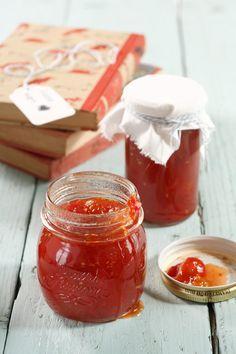 Cherry Tomato Jam