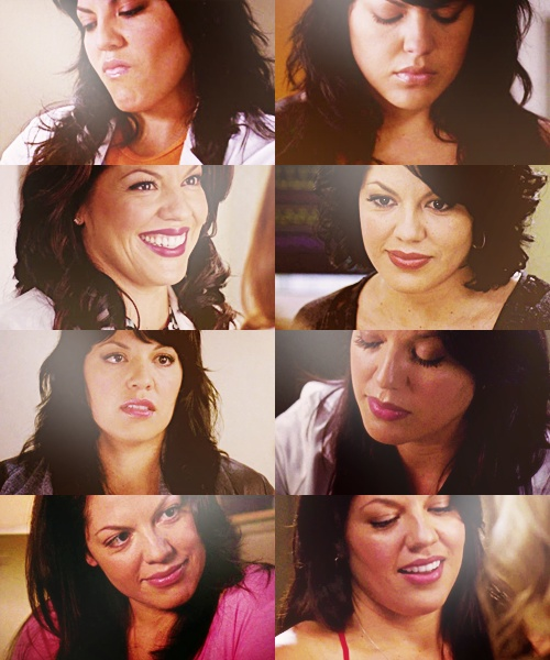 Callie Torres is the best character of the whole show <3