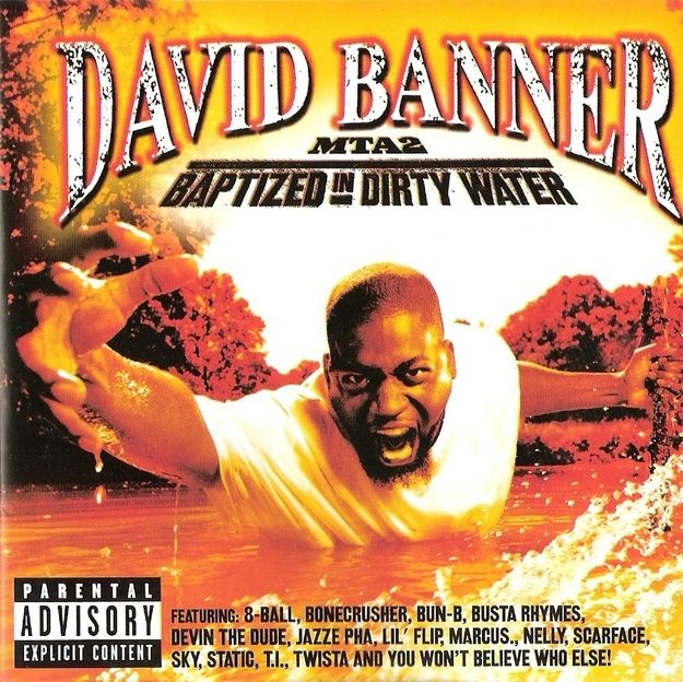 Community Post: 21 Of The Best Southern Hip Hop Album Covers