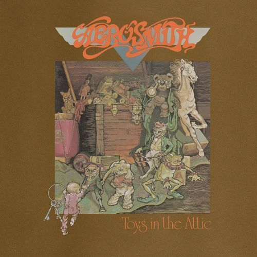 Toys in the Attic [Remastered] [LP] - Vinyl