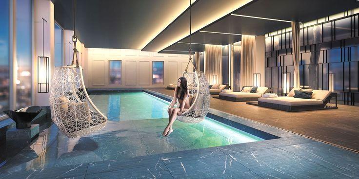 32 Swim Spa Indoor Fantastic Ideas Indoor Pool Design Dream