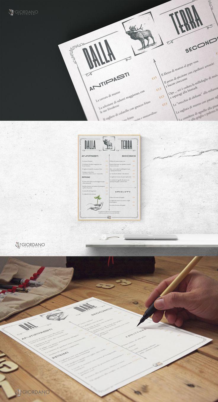 - Pronto nuovo Menu per Ristorante Il Quattro Gatti, stampa su cartoncino 180 gr tri fold e pagina web fruibile anche da smartphone e tablet. - Ready new Menu for Il Quattro Gatti Restaurant, printing on cardboard 180 gr - tri fold and web page enjoyable also from smartphones and tablets. #Branding #WebDesign #GraphicDesign #Typography #MobileFriendly #UserExperience #WebDeveloper #ResponsiveDesign #Printing #Restaurant #Food #Pranzo #Ristorante #Restaurants #Buonappetito #Dinner #Foodie…