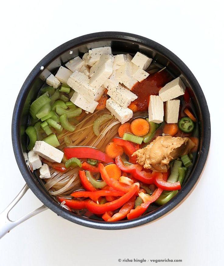 Best 25+ Peanut sauce noodles ideas on Pinterest | Thai ...