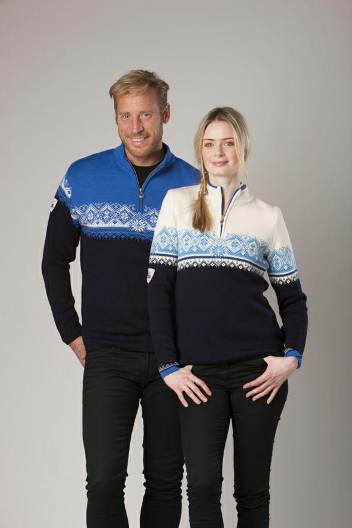 Norweger Pullover damen und männer
