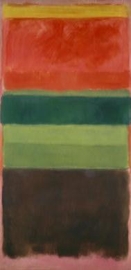 VIDA Statement Bag - Imagining Rothko 10 by VIDA Maahw9