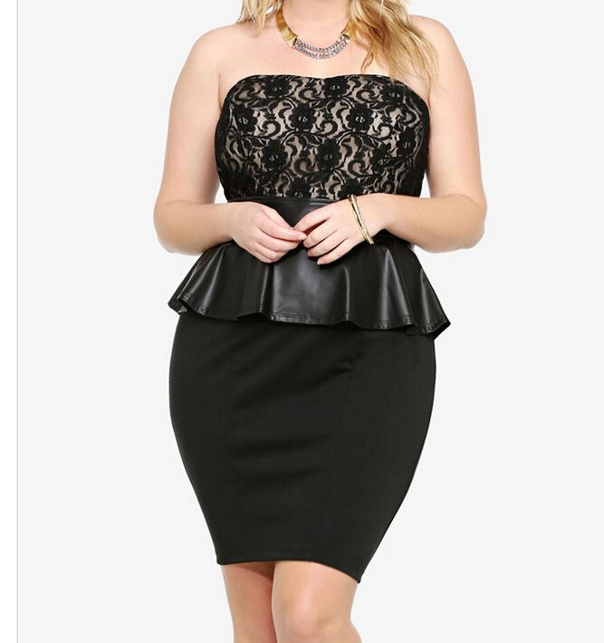 party dress for chubby lady