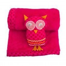Tilulilu Pink - Soft comforting toy
