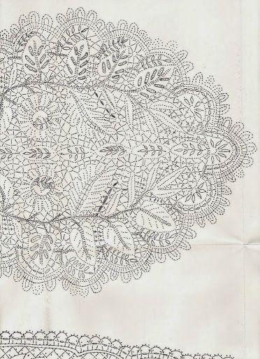 Bedfordshire lace patterns (117 photos)