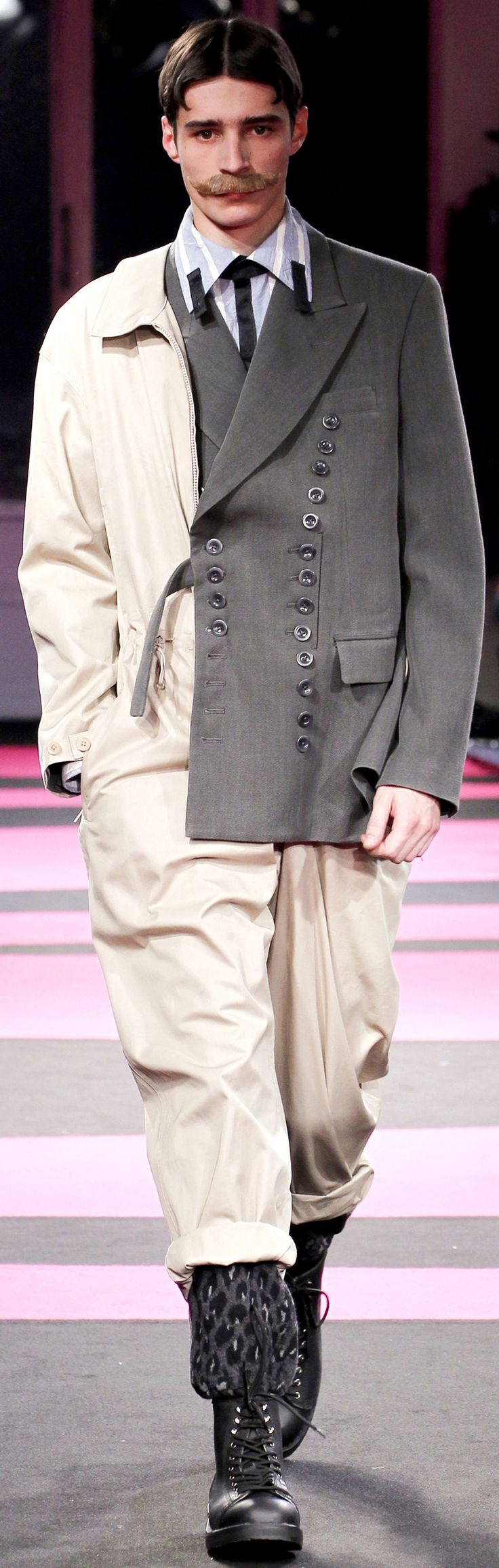 by Yohji Yamamoto. I want to love this, I really do...