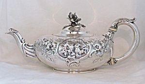 Paul Storr Sterling Teapot 1831