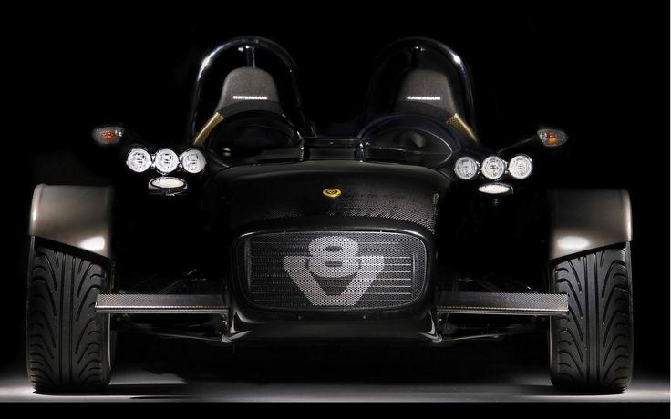 #Caterham V8