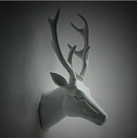 19 best horn images on pinterest stag head antlers and crescent roll personalized antlers wall lamp deer fashion decoration lighting lamps on aliexpress mozeypictures Gallery