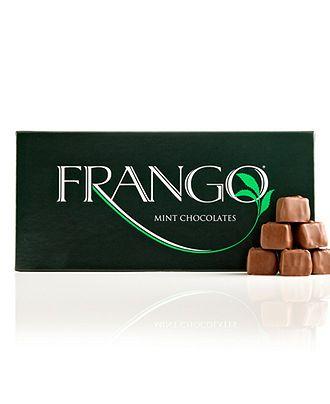 Frango Chocolate, 1 lb. Milk Mint Box of Chocolates - Frango & Gourmet Food - for the home - Macy's
