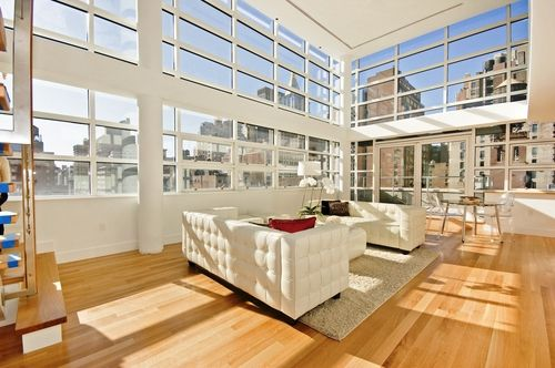 20 best nyc apartments for sale and rent luxur images on for Manhattan penthouses for sale