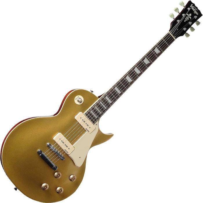 Vintage V100GT Goldtop