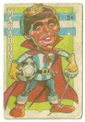 Maradona - Argentina #31 1979 https://www.facebook.com/Napoli1926AmoreInfinito/