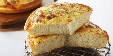 Potato Parmesan Focaccia