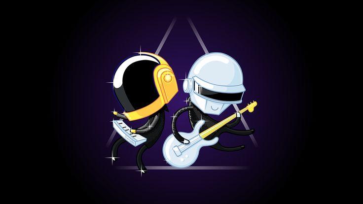 Daft Punkitos on Behance