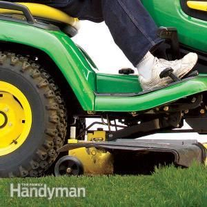 Follow these pro tips for faster and better lawn tractor maintenance and tubeless tire repair. Good maintenance will prevent expensive repairs in the future.