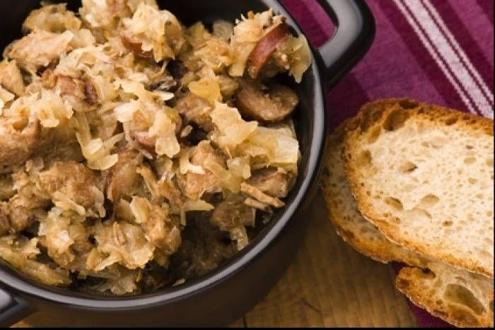 Recette de Bigos ou choucroute polonaise
