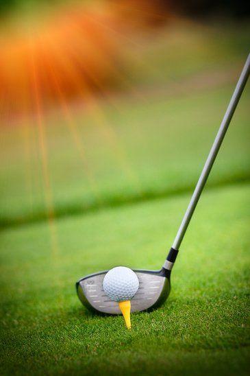 Etes-vous prêt pour commencer la partie ? #golf #passion