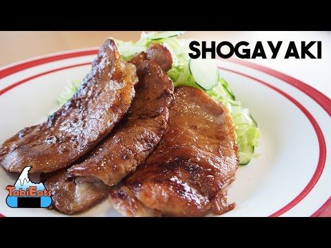 219 best asian food recipe videos images on pinterest asian easy shoga yaki recipe japanese ginger pork vegetable recipesasian food forumfinder Images