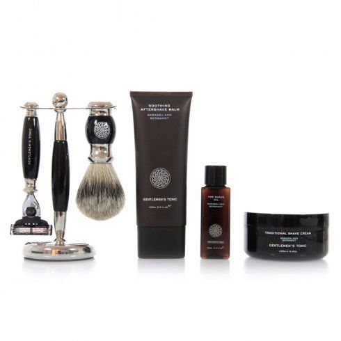 Super indulgent shaving kit!