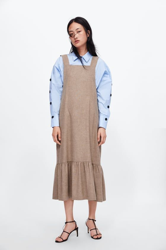 Scamiciato Vestito Vestiti 1 Immagine ZaraMacaca Di PkiZTXOu