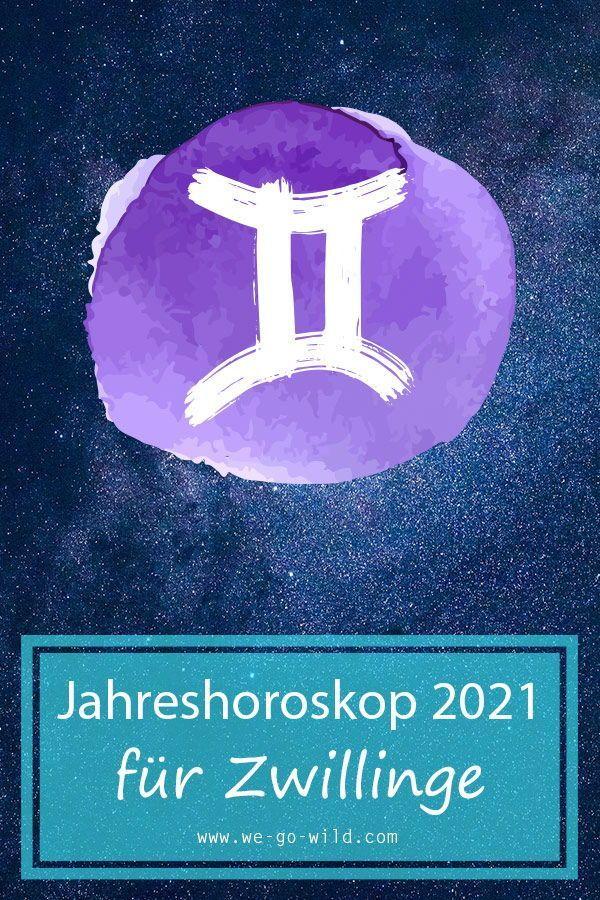 Horoskop Zwilling 2021