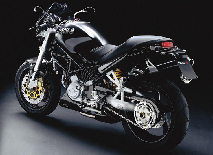 Ducati Monster 1000 i.e. (2005)