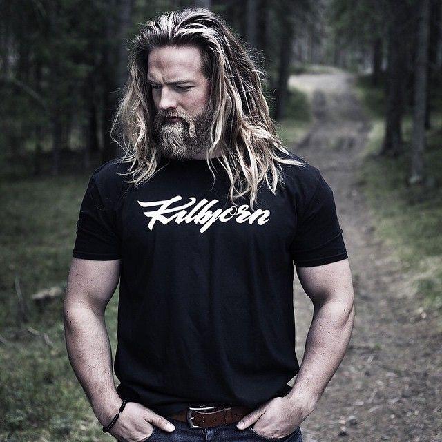 Lasse L Matberg Locks Of Love Norwegian Men Bearded