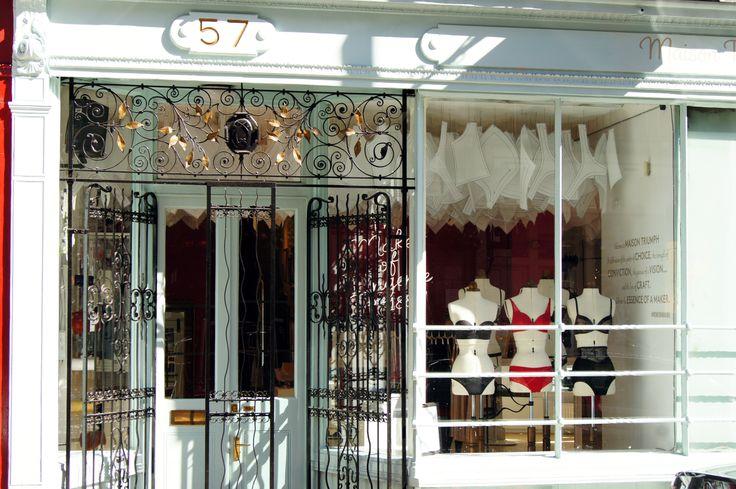 Lingerie Store in London