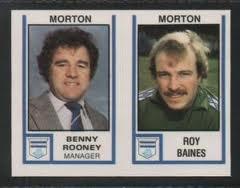 Benny Rooney & Roy Baines