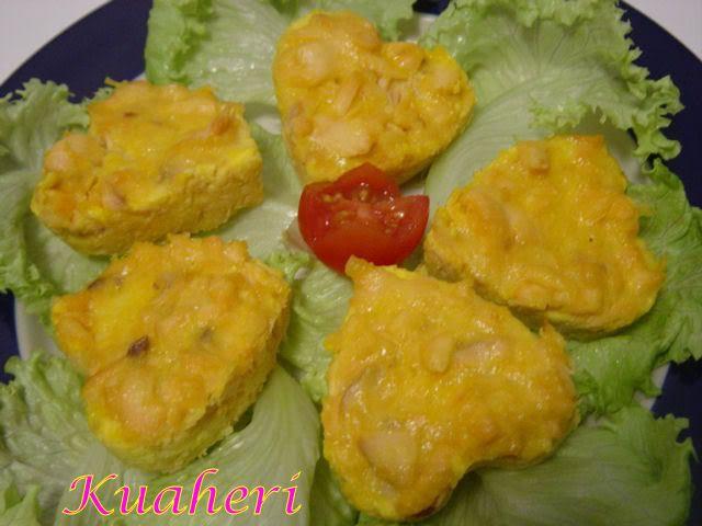 Timballi di pesce alla cupido TM31 - http://www.food4geek.it/ricette/timballi-di-pesce-alla-cupido-tm31/