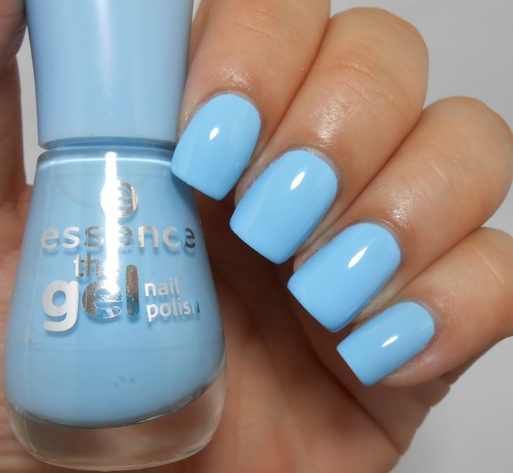 Gel Nail Polish Qualification: 25+ Best Ideas About Blue Gel Nails On Pinterest