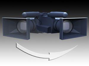 ¿Cuáles son los movimientos de cámara que se utilizan en la narrativa audiovisual?: Movimiento de cabezal: Panning (paneo)