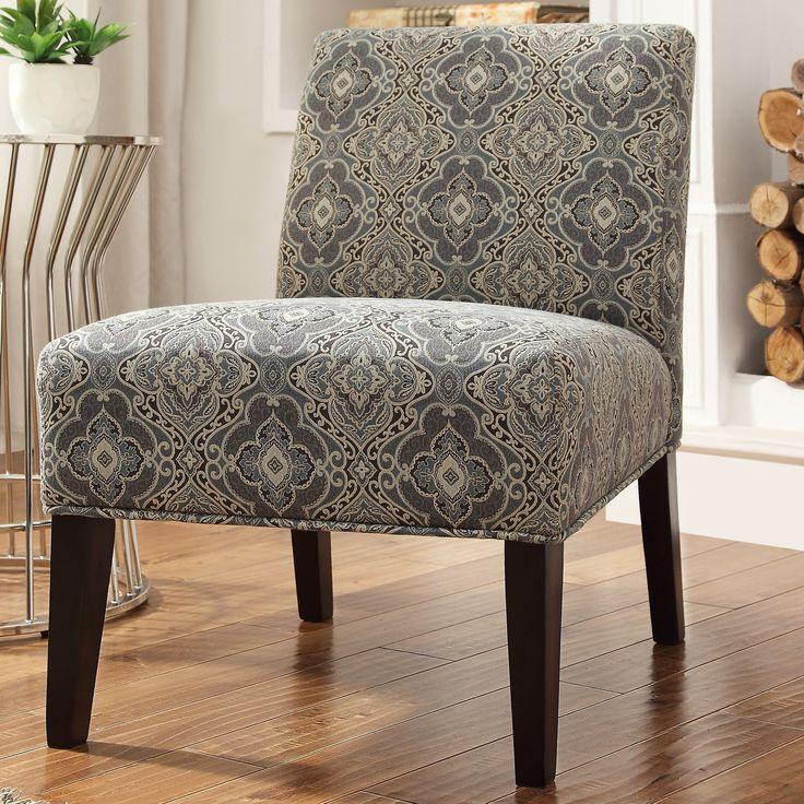 This Kayla Armless Lounge Chair Is A One Of A Kind Accent Chair. Accent ChairsLiving  Room ...