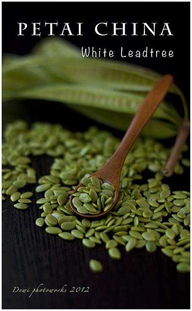 petai china by Dewi Trisna, via Flickr