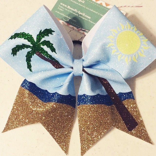 Cheer bow of the day. By@bowsbyapril Tag #cheerbowoftheday to be featured…