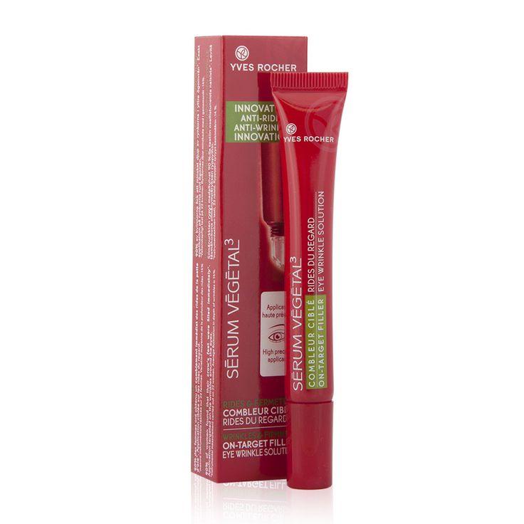 Yves Rocher Serum Vegetal Eye Wrinkle Solution
