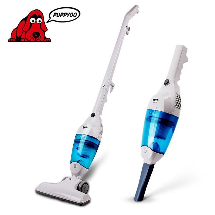 New Ultra Quiet Mini Home Rod Vacuum Cleaner Puppyoo Wp3006 Portable Dust Collector Home Aspirator White&Blue Color Cleaner From Puppyoo, $152.21 | Dhgate.Com