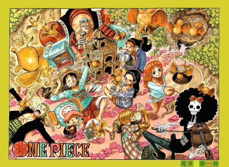 Read manga One Piece 660 online in high quality
