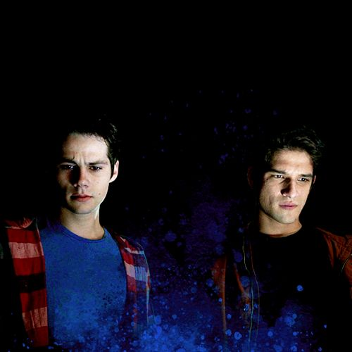 Teen Wolf - Sciles