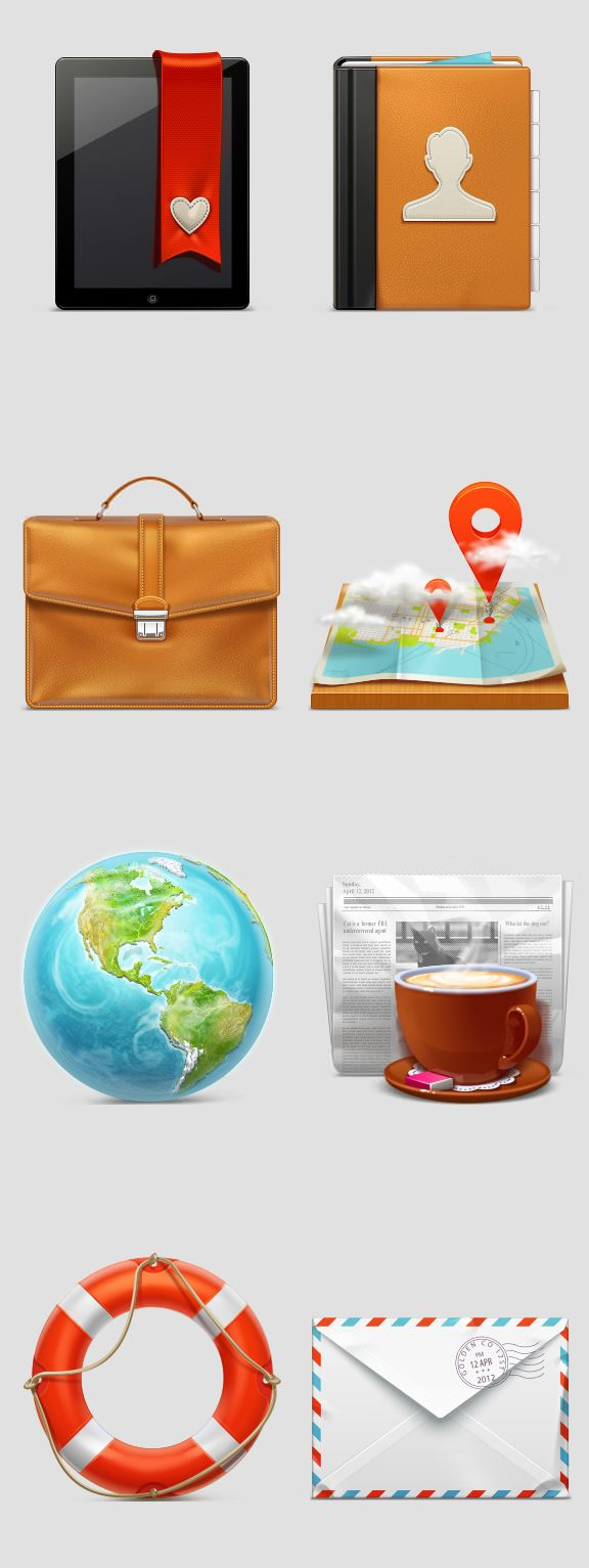 Free Web Icon Pack 1